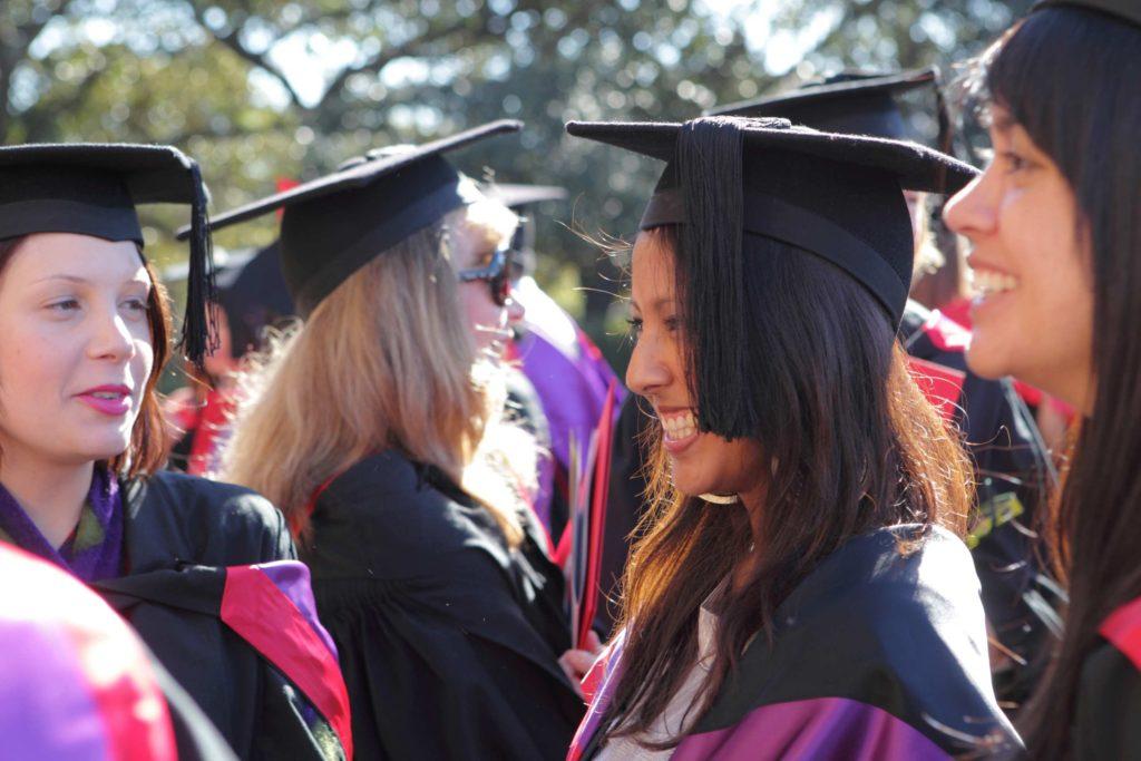 Secondo la classifica QS, i laureati di University of Sydney trovano lavoro più facilmente una volta ottenuto il titolo.