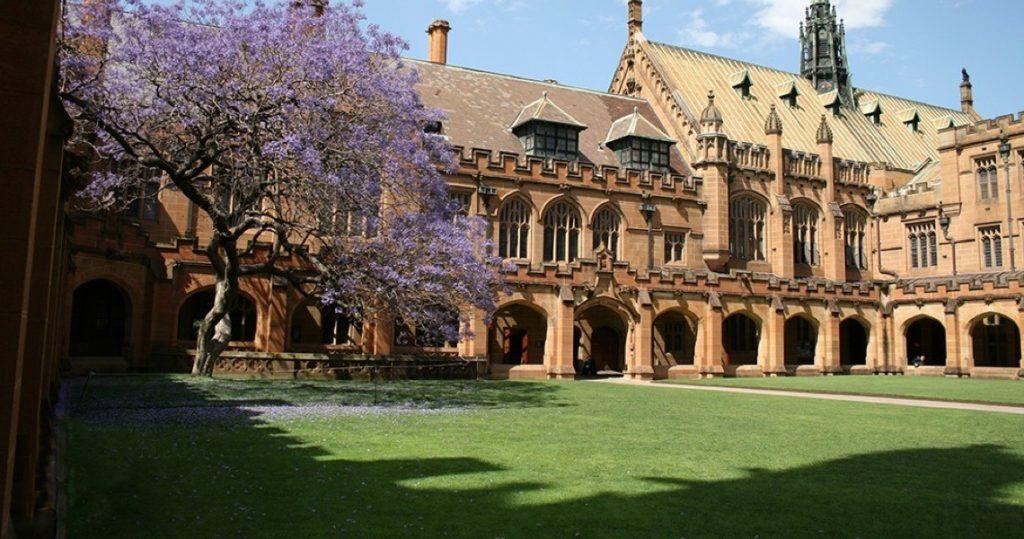 Incontra University of Sydney l'8 marzo 2016 a Milano.