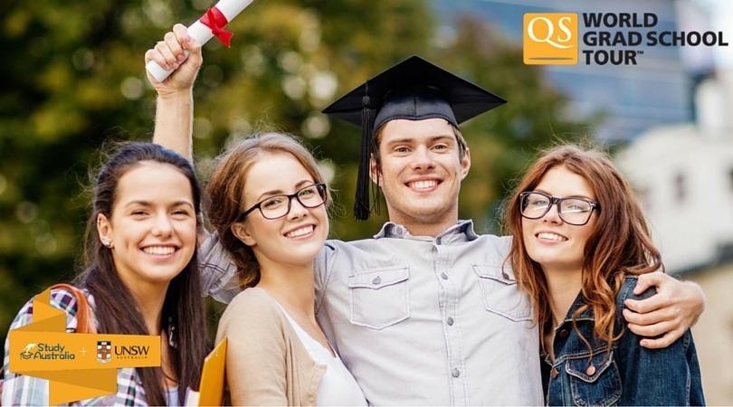 QS World Grad Tour: partecipa a Milano il 14 marzo.