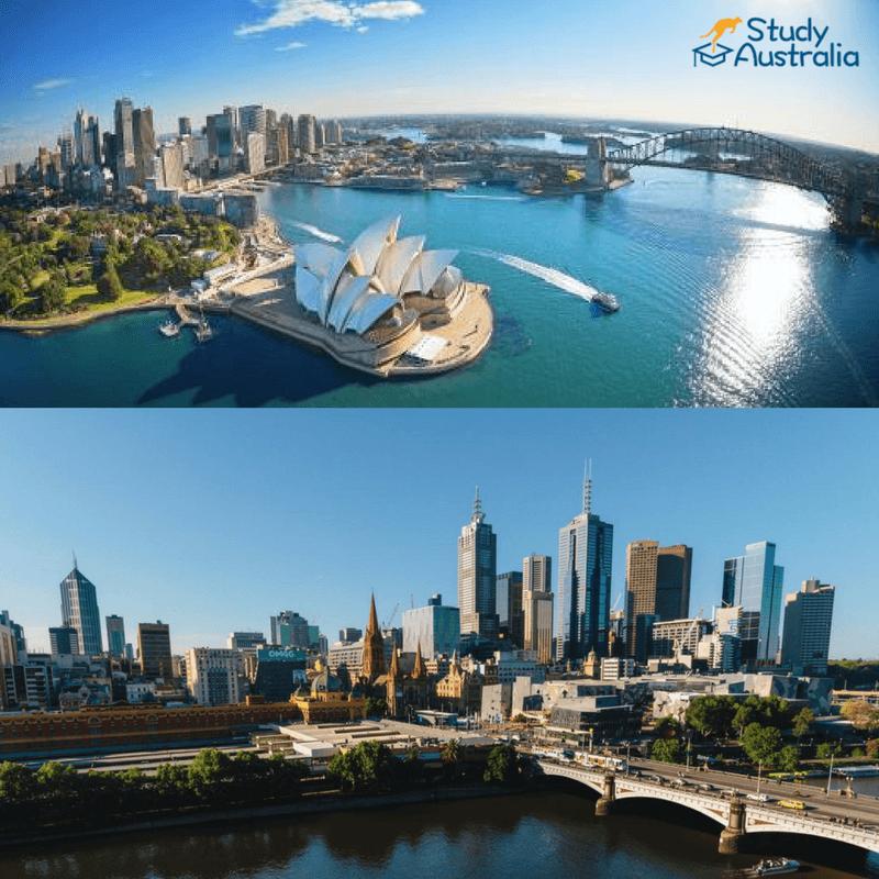 Meglio Sydney o Melbourne? Quale città scegliere in Australia