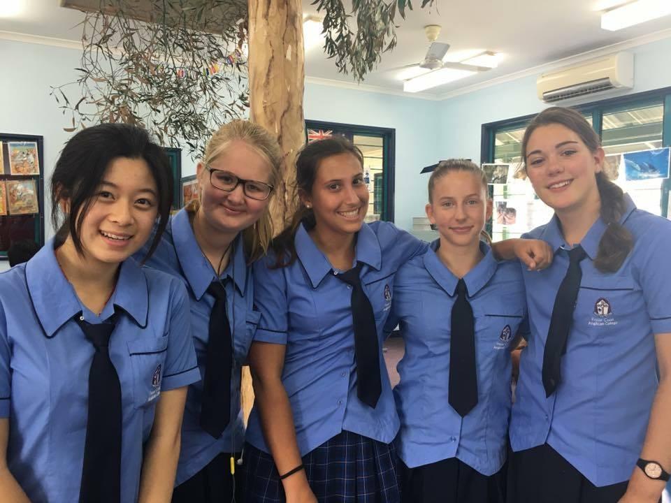 HIGH SCHOOL SEMESTER in AUSTRALIA: l'esperienza di Teodora