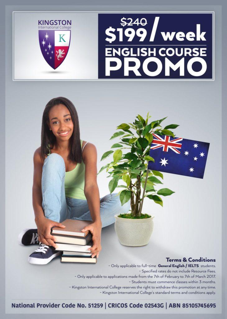 Promozione corsi di inglese in Australia: Perth