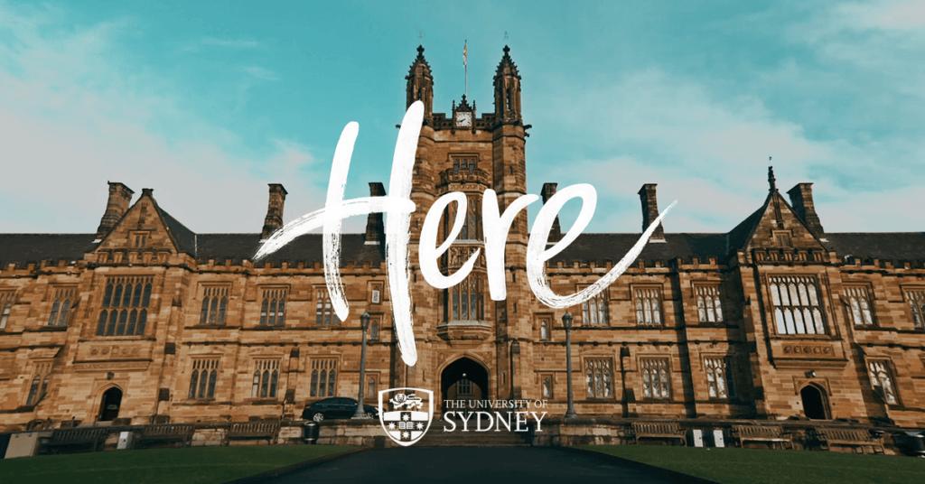 Le migliori facoltà di University of Sydney