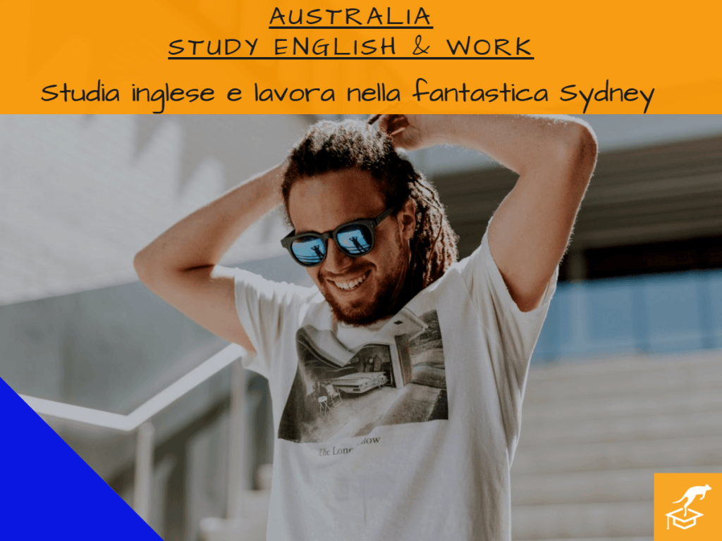 STUDY ENGLISH & WORK in AUSTRALIA