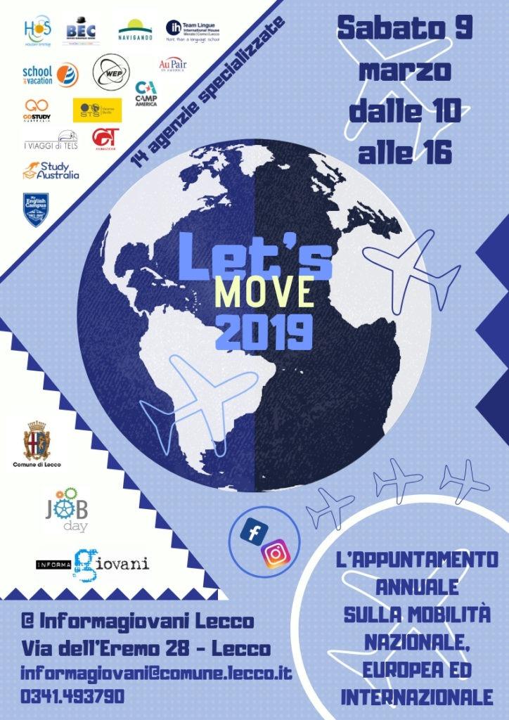 STUDY AUSTRALIA a Let's Move 2019 – Lecco.