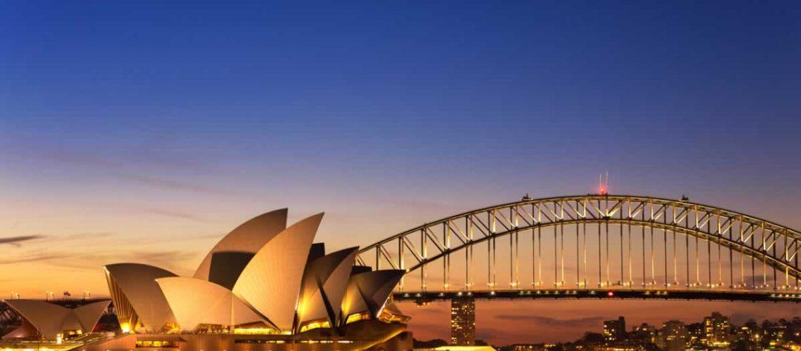Soggiorno studio in Australia